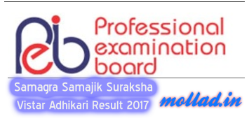 MP SSEO Result