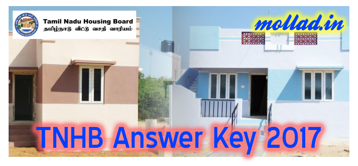 tnhb answer key