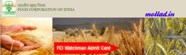 FCI Watchman