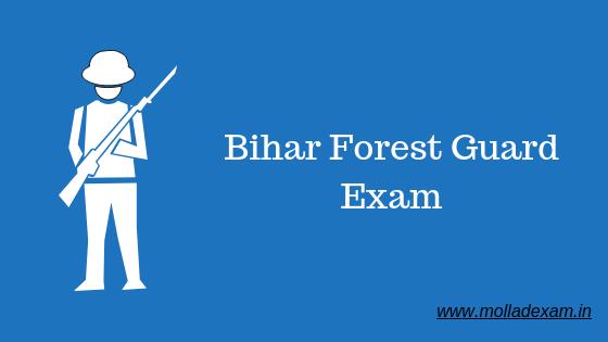 Bihar Forest Guard Result & cut off score discussion thread
