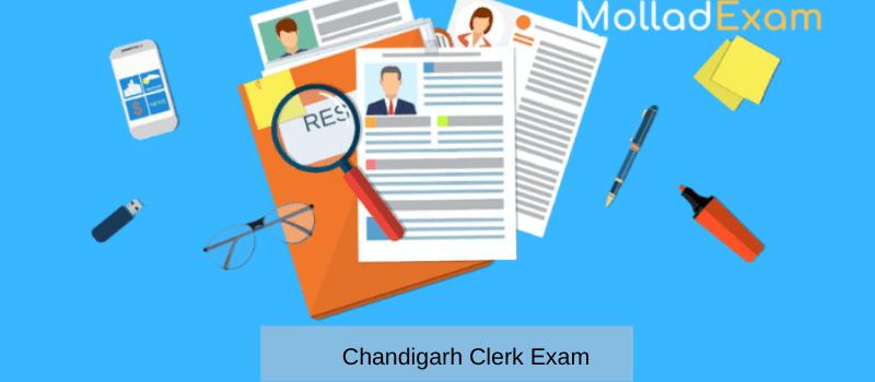 chd clerk admit card