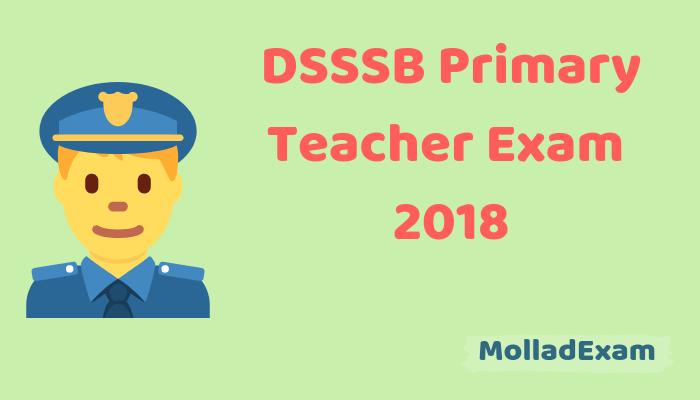 DSSSB PRT Result