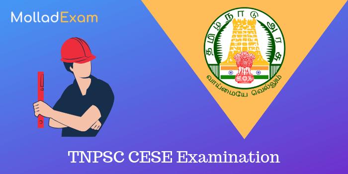 tnpsc cese answer key 2019