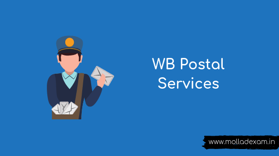 WB Postman MailGuard Admit Card