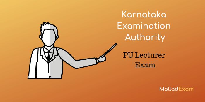 kea pu lecturer key answer