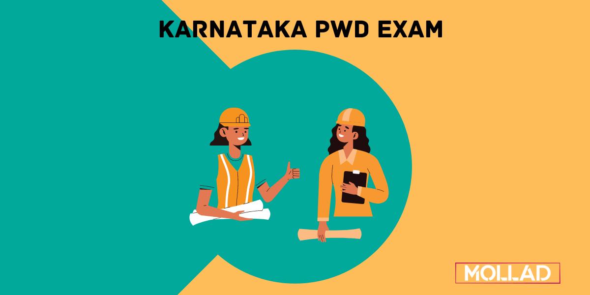 kpsc pwd hall ticket & exam date